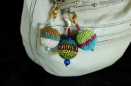 Zipper Pulls (detail)