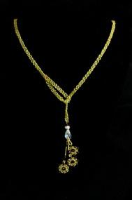 Flat Chain Lariat